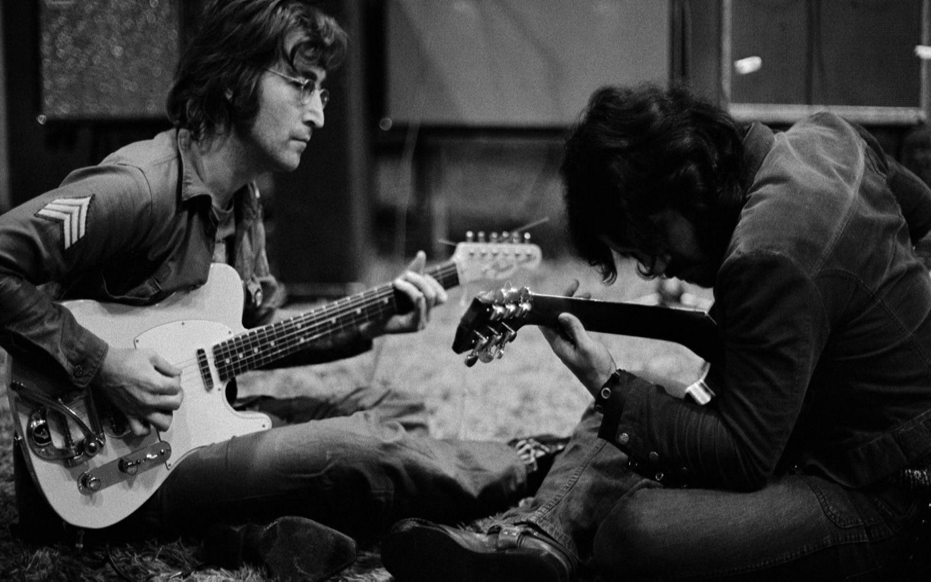 Exposición sobre los años de John Lennon en Nueva