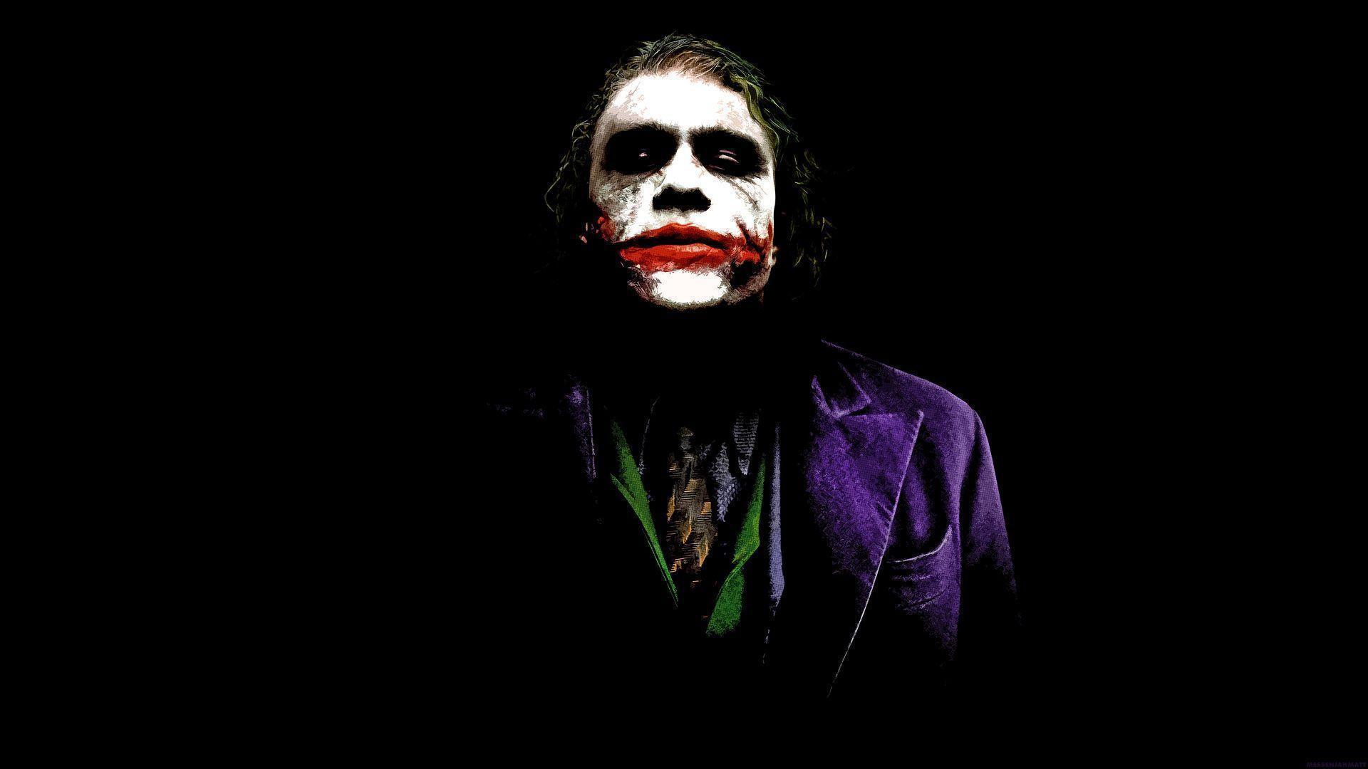 The Joker Wallpapers - Wallpaper Cave