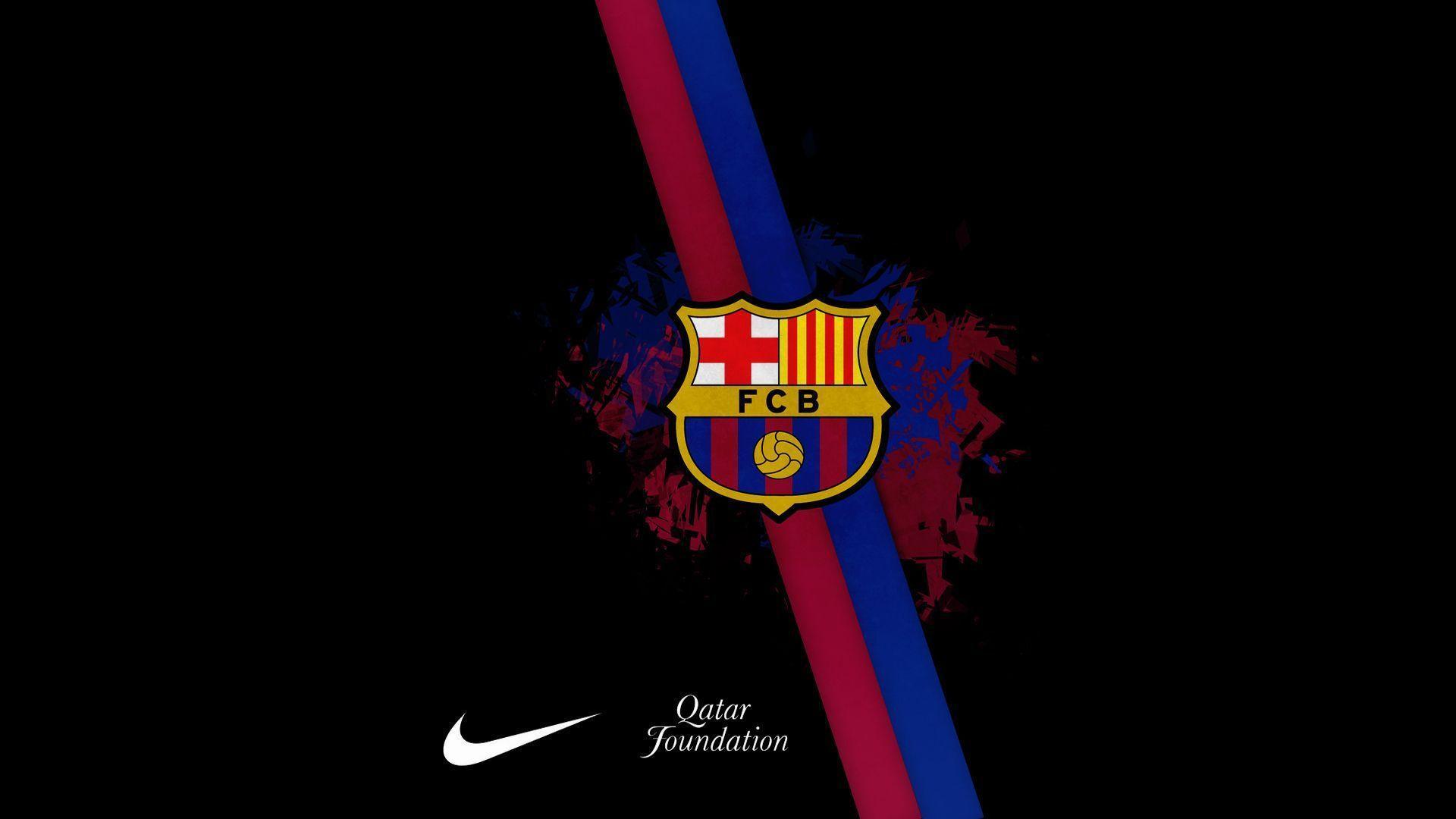 barcelona fc logo - Barcelona Wallpaper 1920x1080