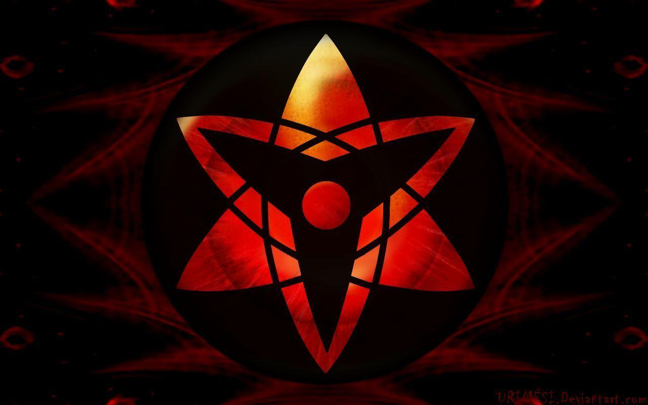 Ultimate Mangekyou Sharingan Wallpaper - Viewing Gallery