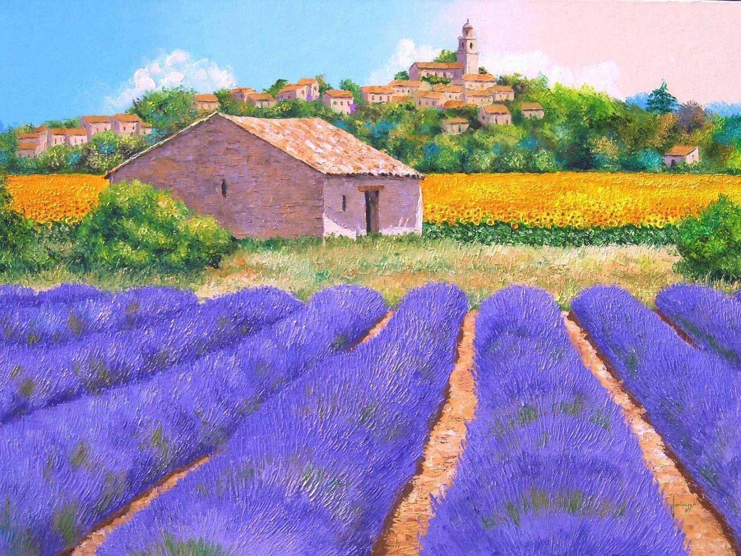 Provence wallpapers wallpaper cave for Home wallpaper 2016