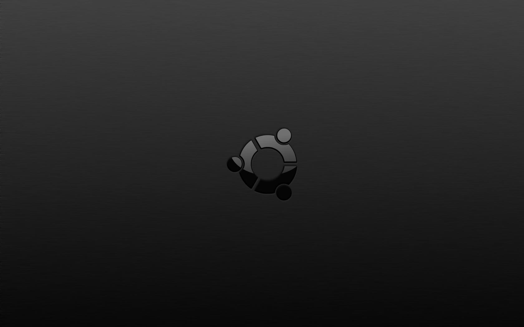 Dark Ubuntu Wallpapers