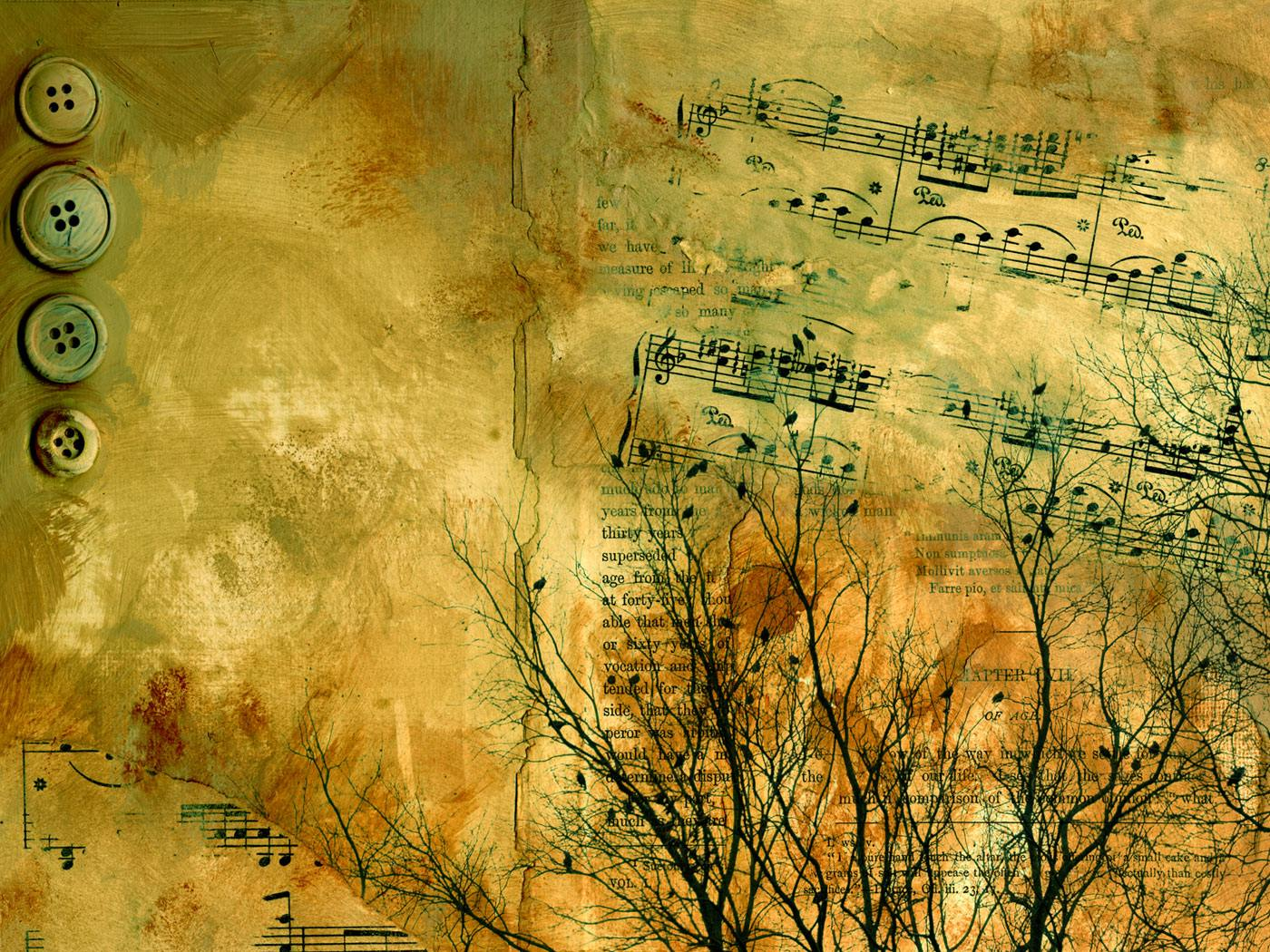Music Notes Desktop Wallpapers Wallpapers