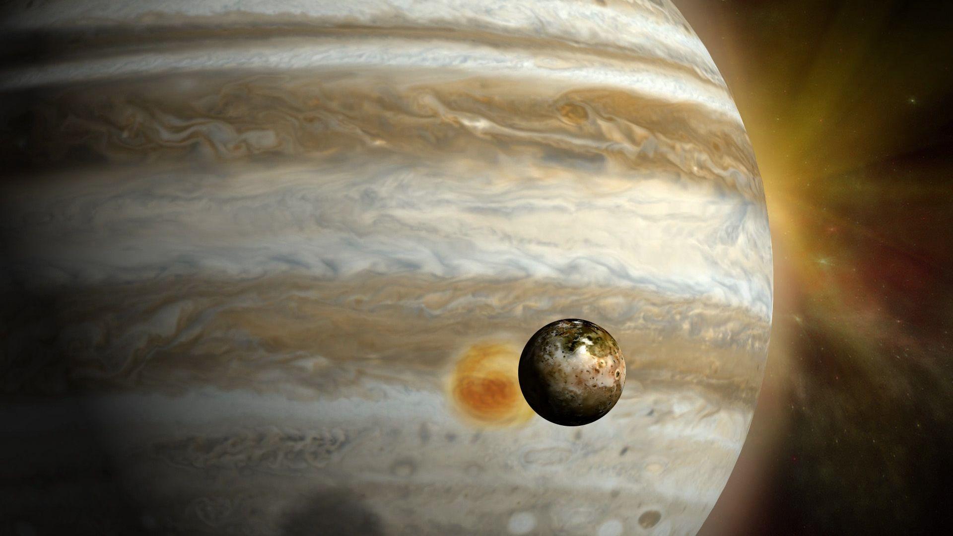 Jupiter Wallpapers - Wallpaper Cave