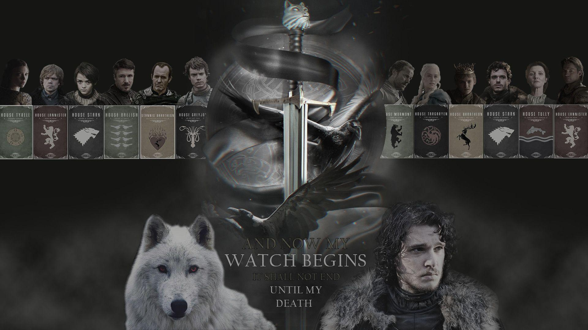 Hbo game of thrones wallpapers wallpaper cave Got online hd