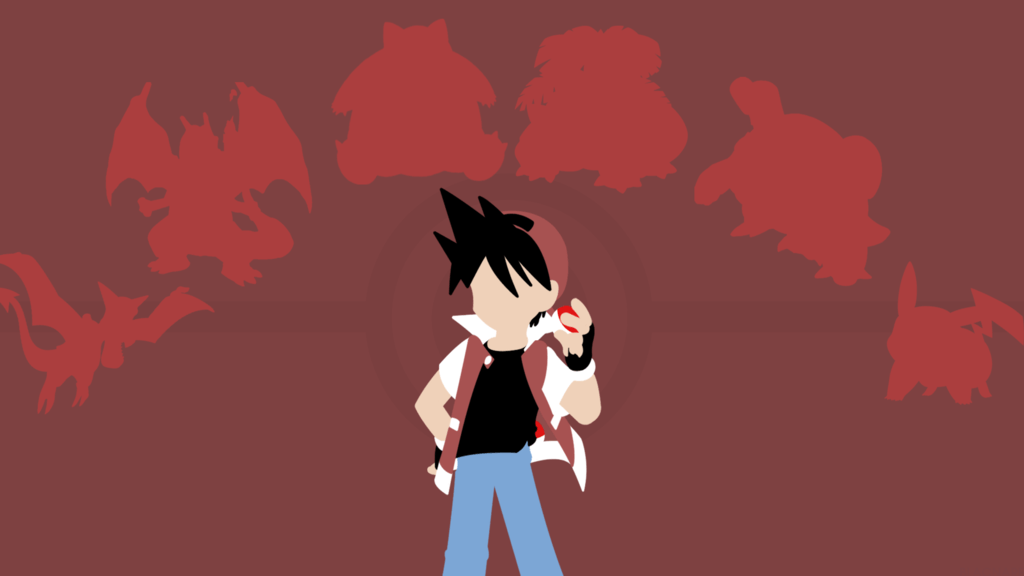 Trainer Red Wallpapers by Blacnarf