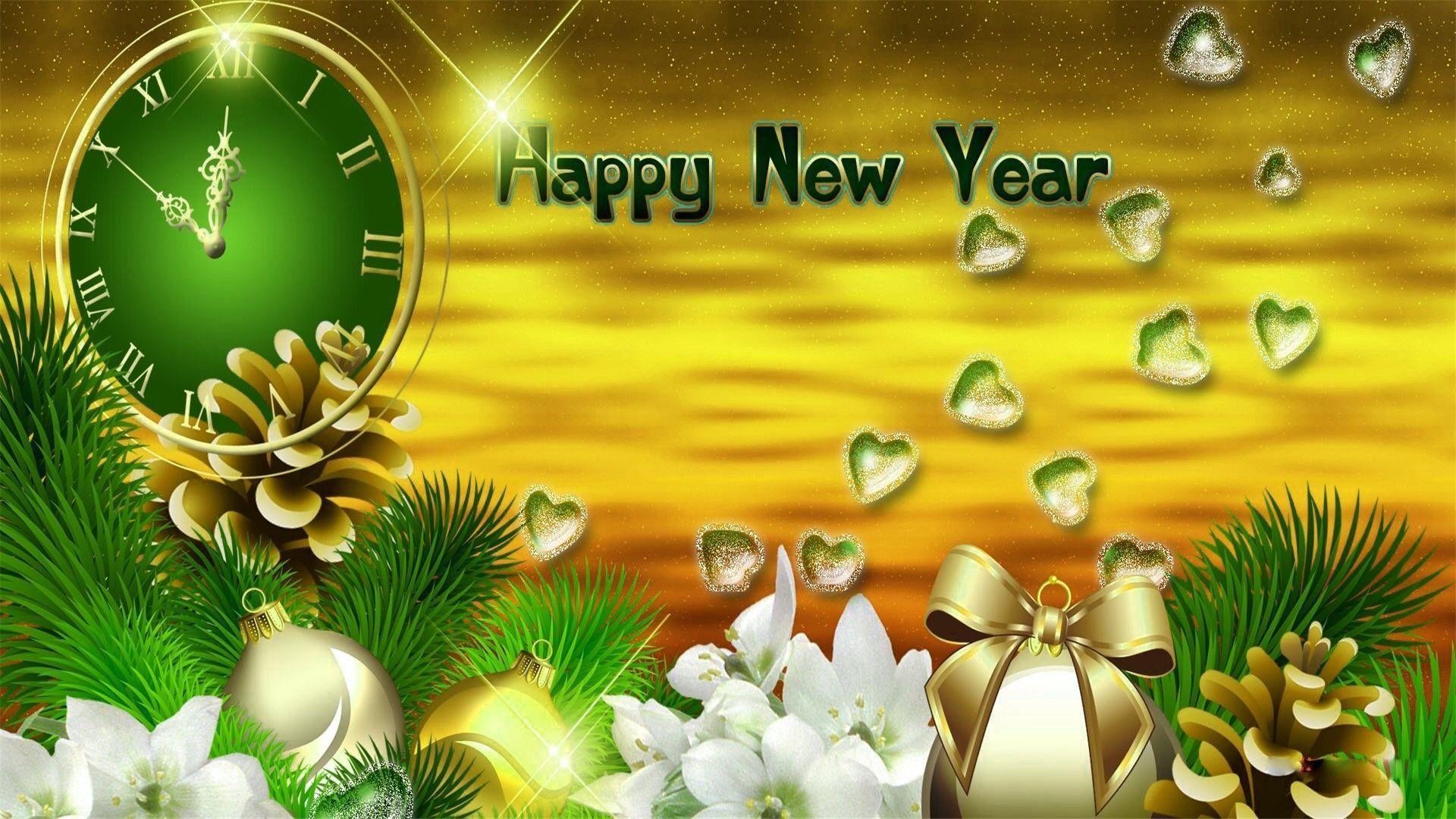 New Year Desktop Wallpapers