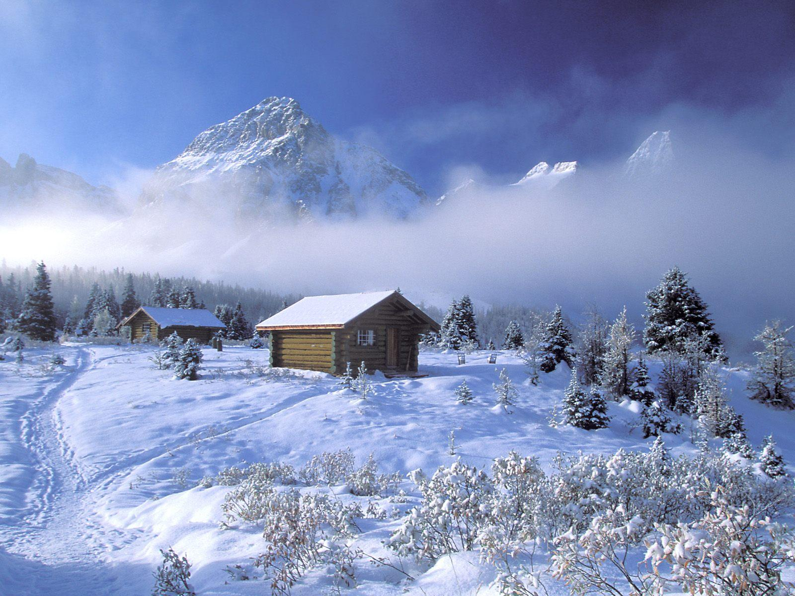 Winter Scenes for Desktop Wallpapers