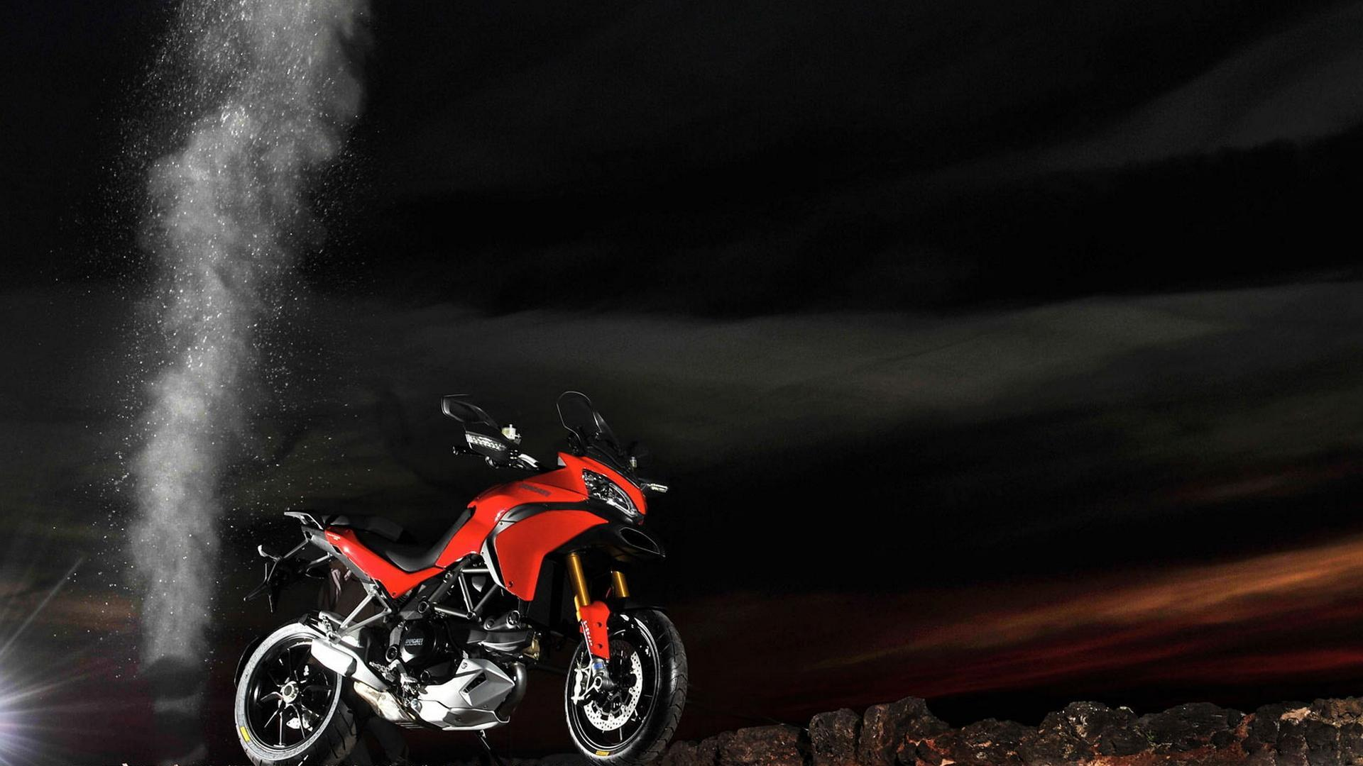 Hd Cool Motorcycle Background Widescreen And HD Wallpaper