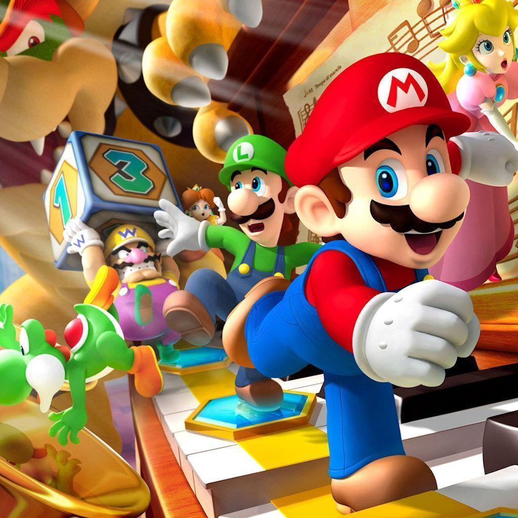 Super Mario Wallpaper - Wide Wallpapers