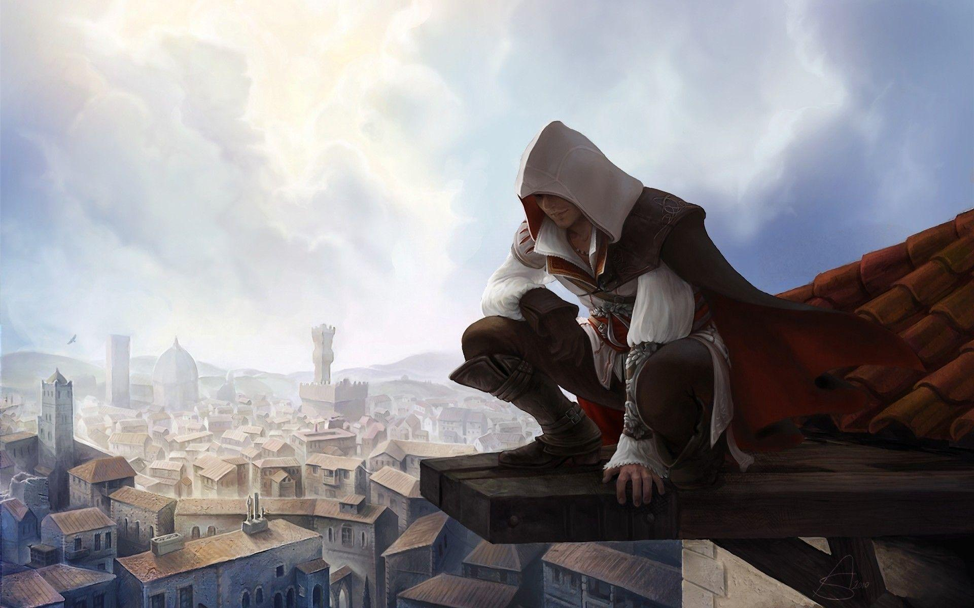 ezio assassins creed ii - photo #18