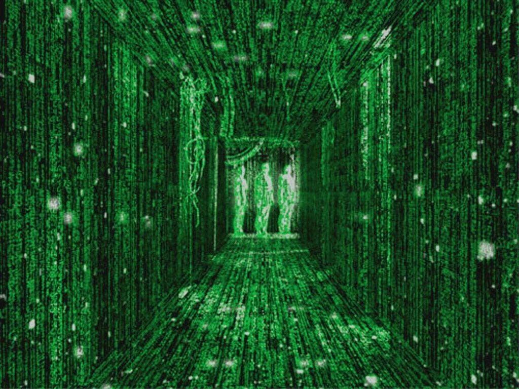 the issues represented in the matrix movie