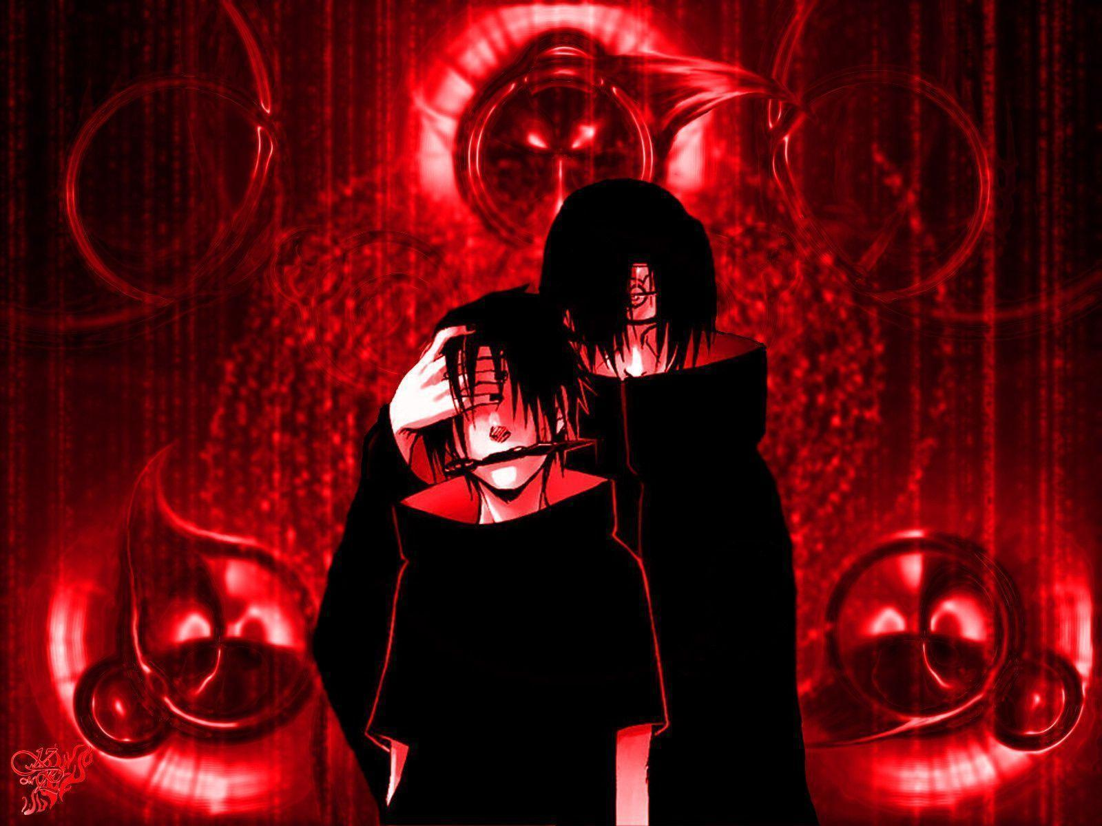 Itachi Sasuke Wallpapers Wallpaper Cave
