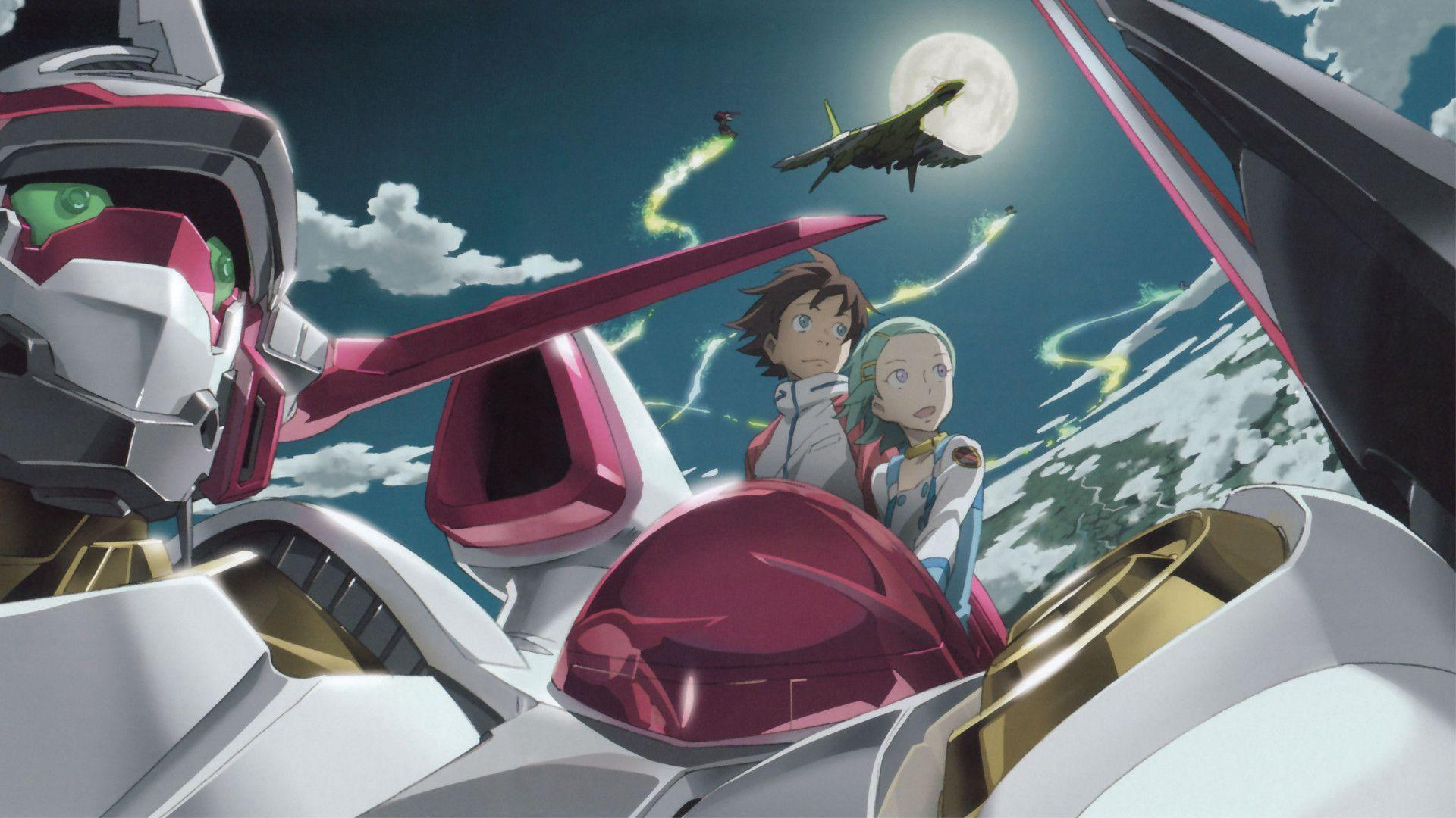 eureka seven wallpaper