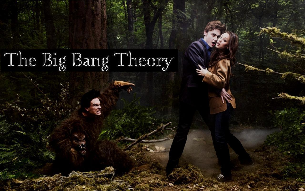 The Big Bang Theory ~ Twilight Spoof - The Big Bang Theory ...