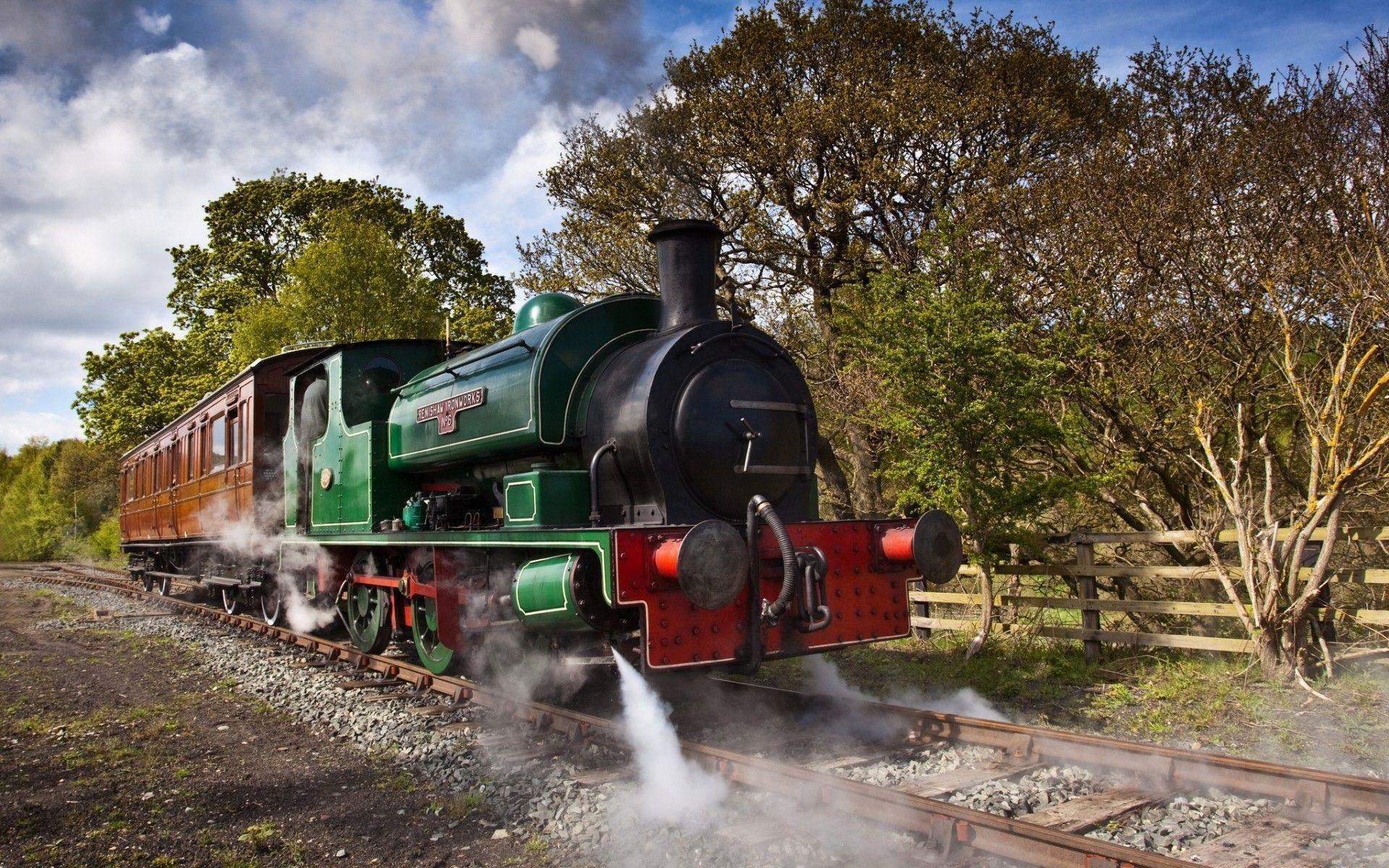 steam locomotive hd wallpapers - photo #27