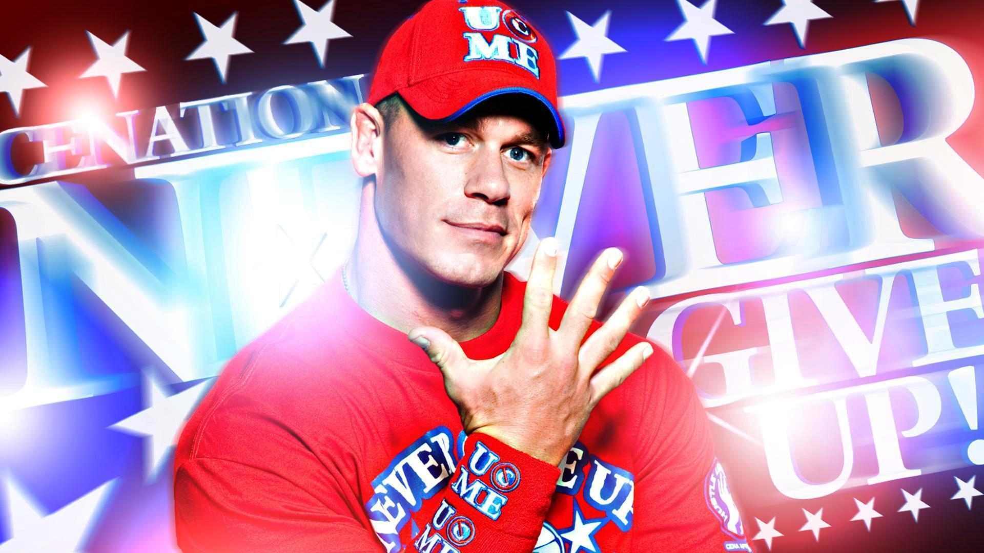John Cena Desktop Background