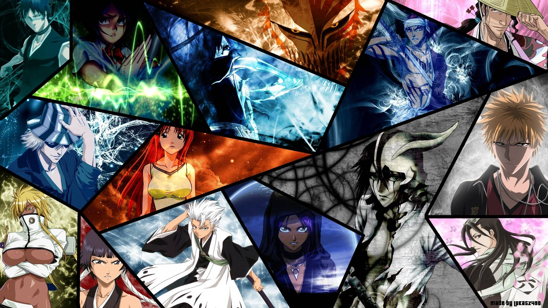 bleach wallpapers 1920x1080 wallpaper cave