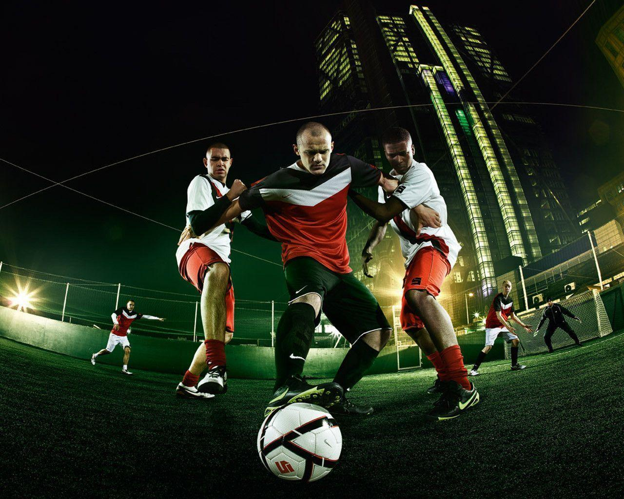 Football Soccer Nike Wallpapers 2015