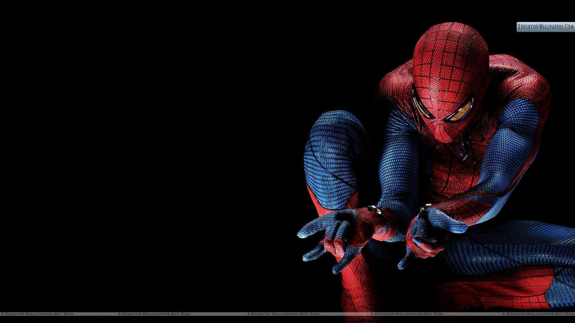 The amazing spider man free wallpapers