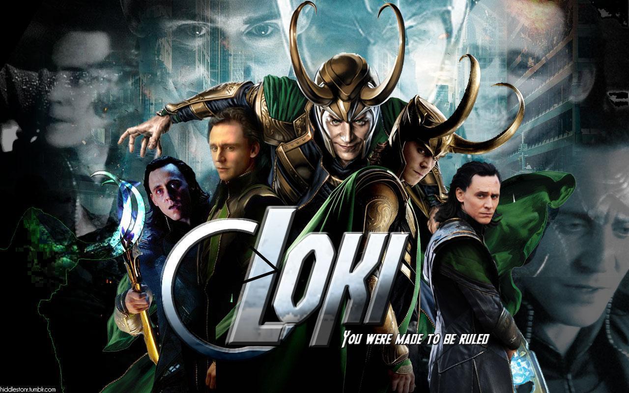 Avengers Pinterest: Loki Wallpapers