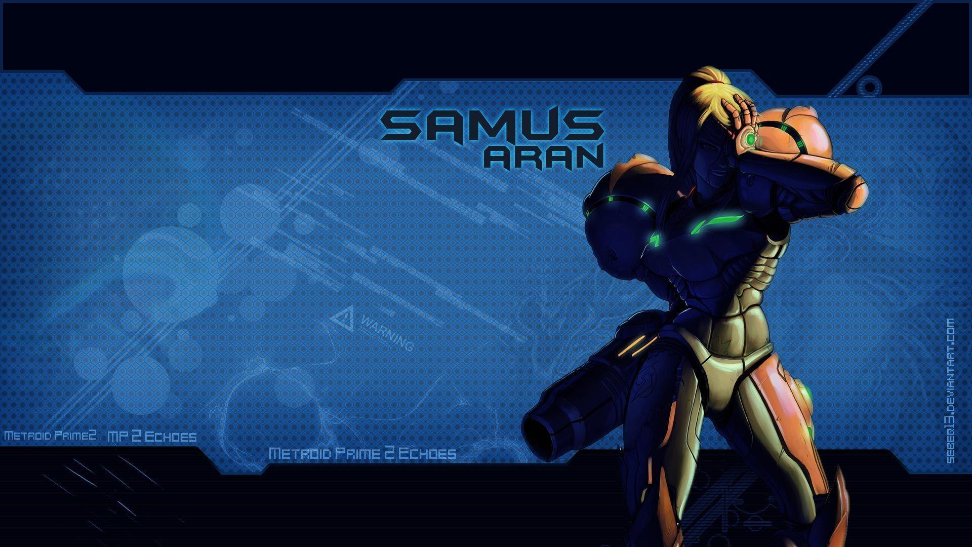 samus metroid prime wallpaper - photo #31