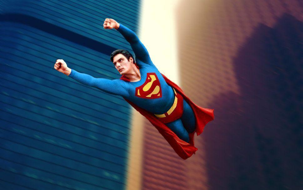 christopher reeve como superman wallpaper - ForWallpaper.com