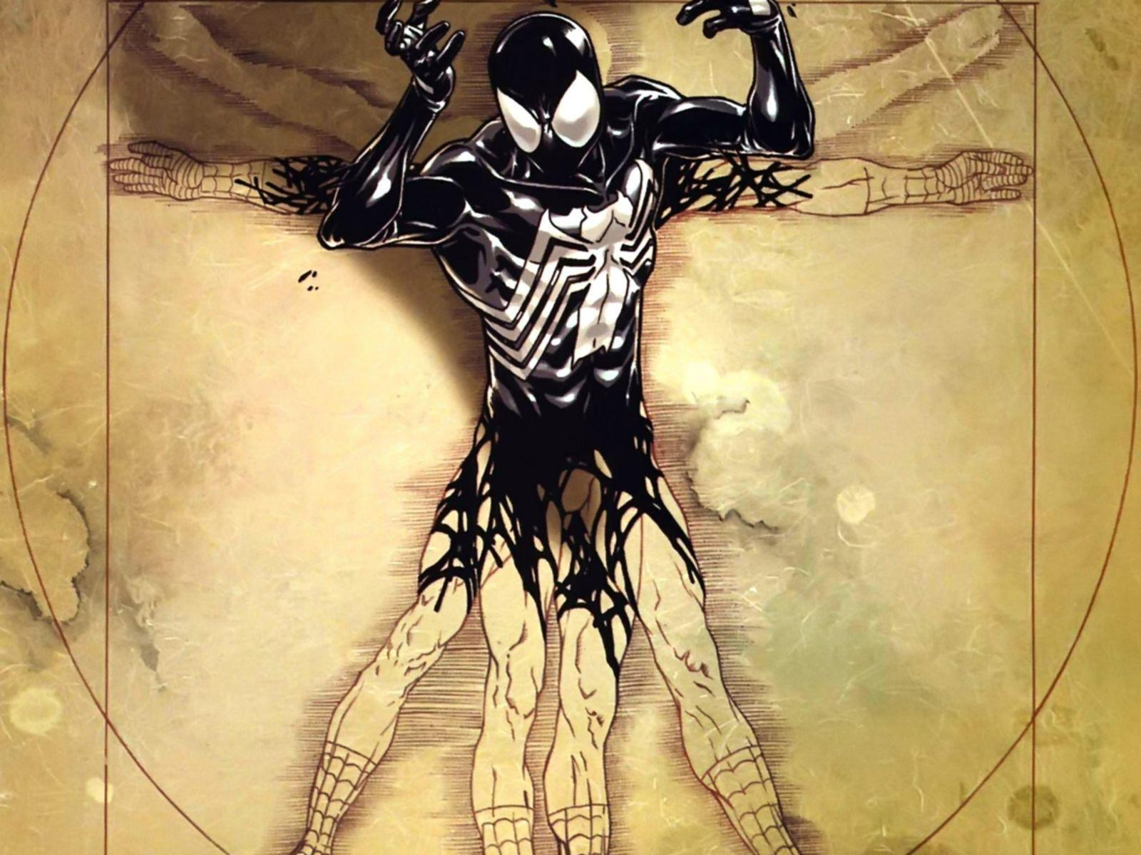 Symbiote Spider-Man Wallpapers - Wallpaper Cave