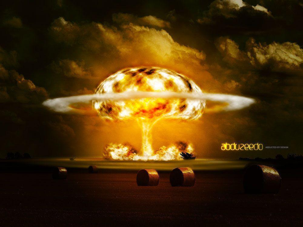 Atomic Bomb Wallpapers - Wallpaper Cave