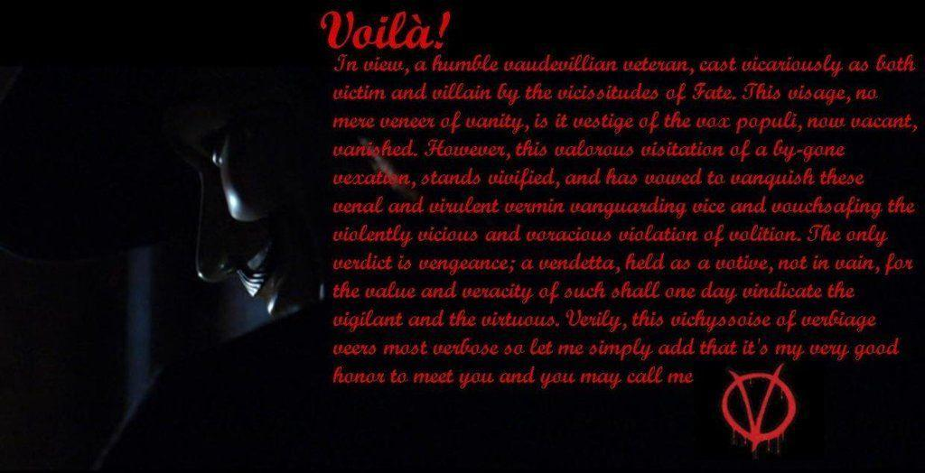 V for Vendetta Wallpaper by RejektedAngel on DeviantArt