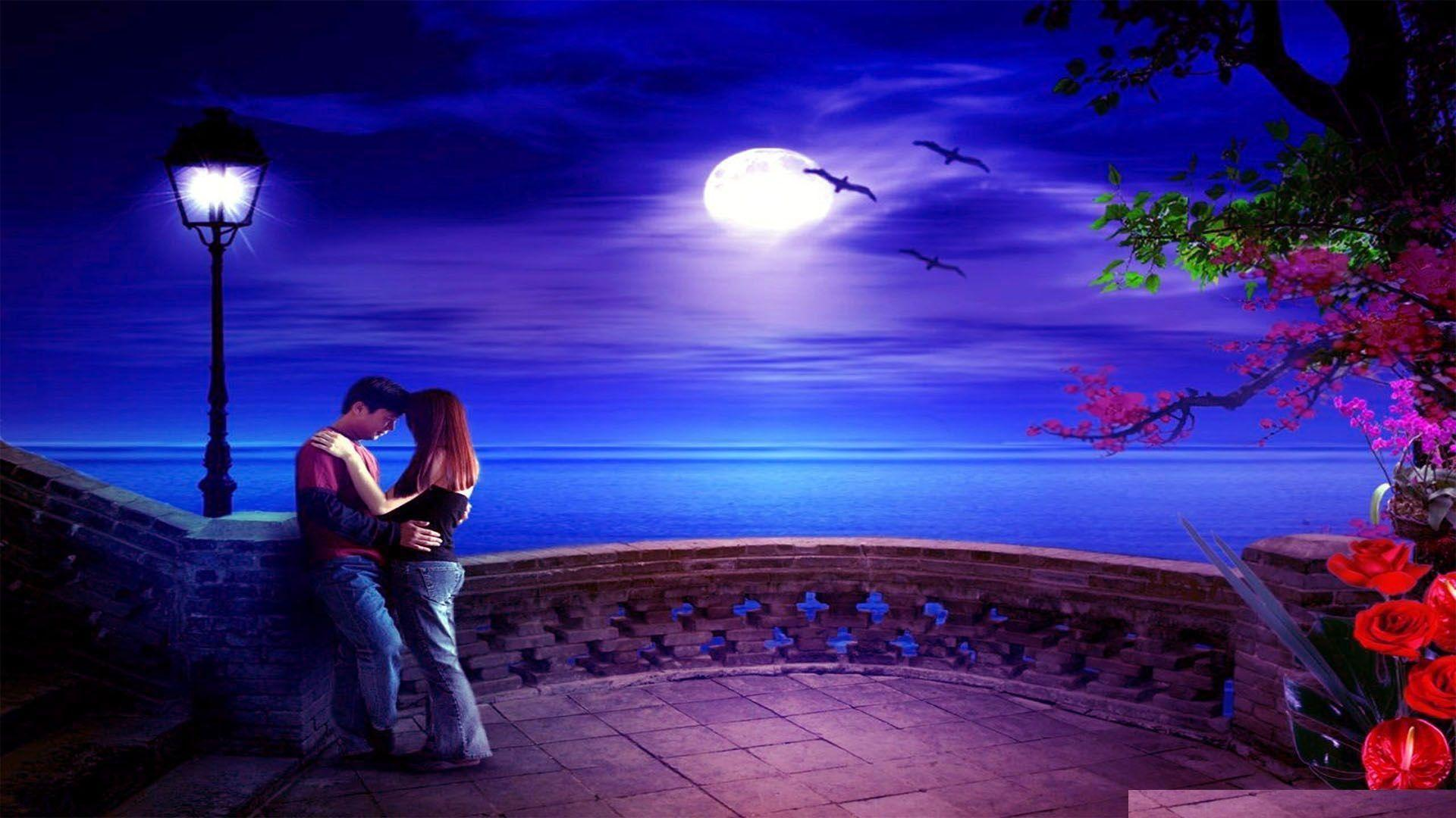 Wallpapers romantic wallpaper cave - High definition love wallpapers 1080p download ...