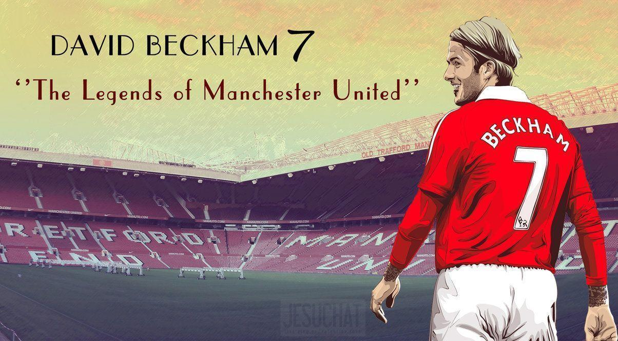 david beckham manchester united wallpaper | wallpaper.simplepict