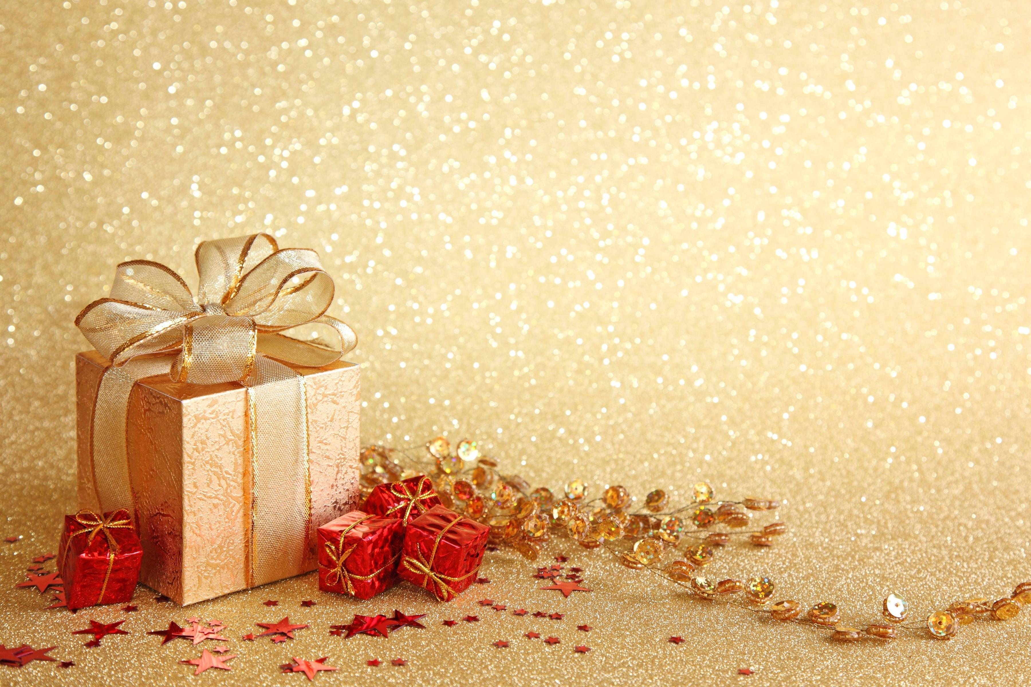 Christmas Gift Backgrounds Wallpaper Cave