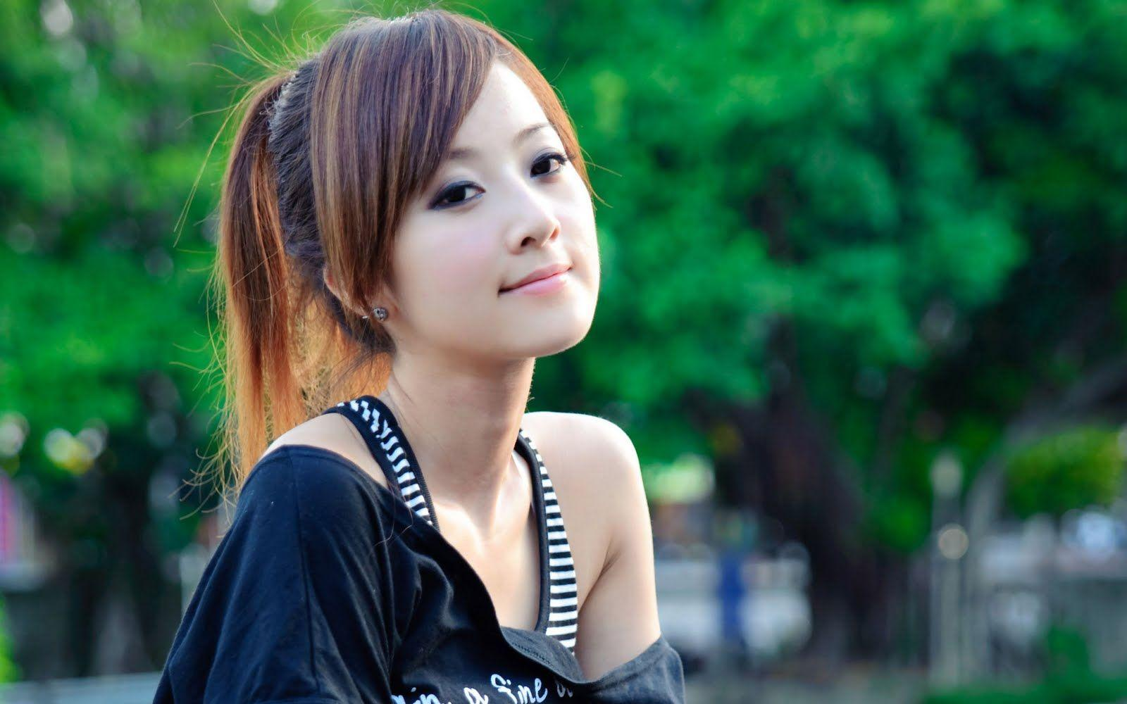 Cute asian wallpapers wallpaper cave - Asian schoolgirl wallpaper ...