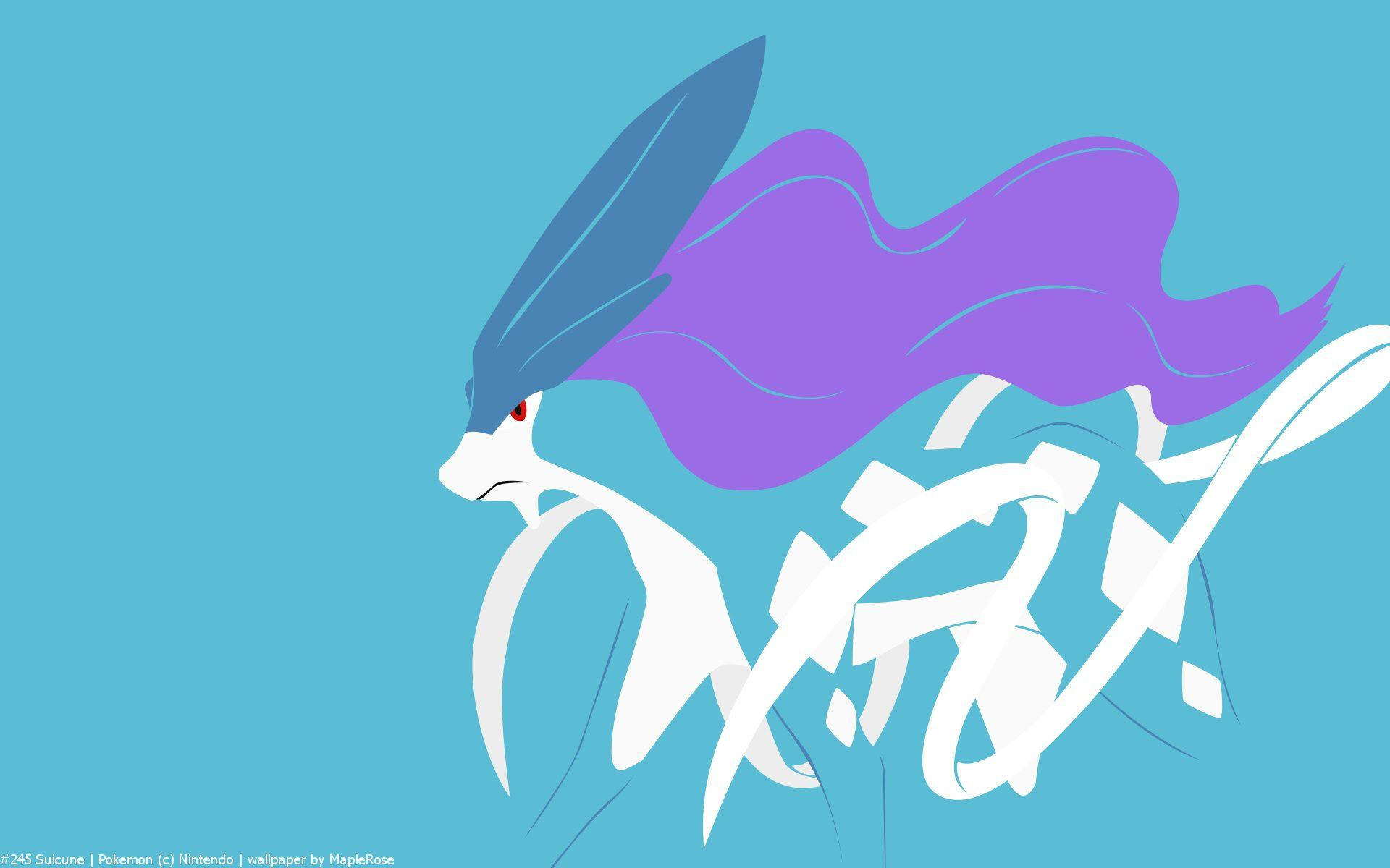 suicune pokemon hd wallpapers - photo #4