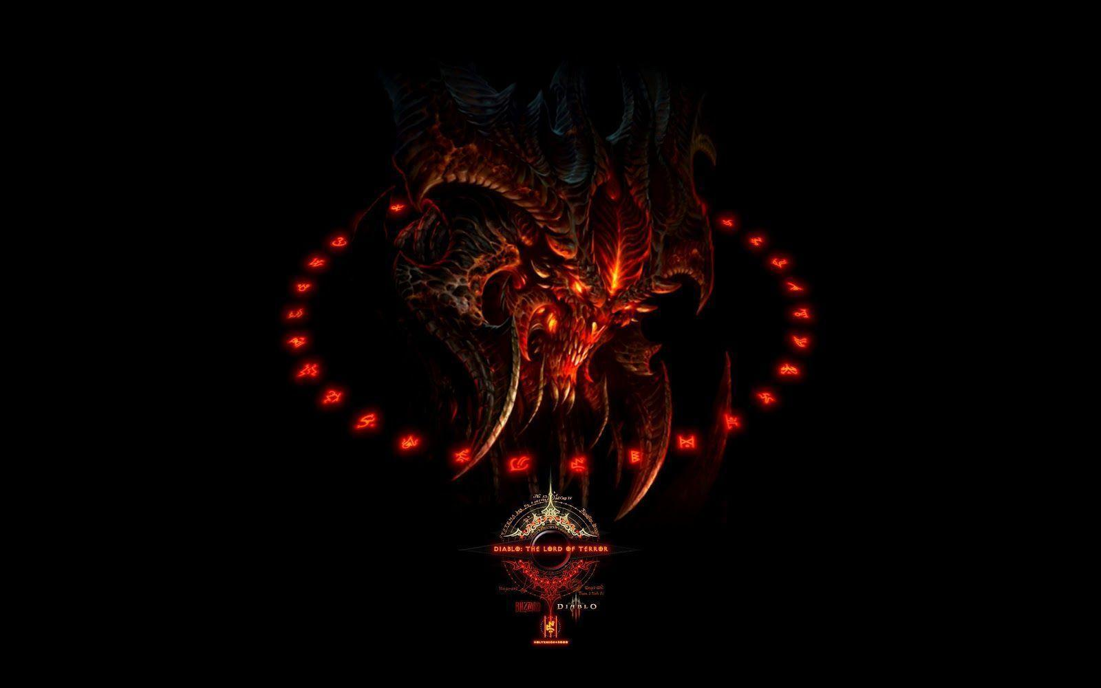DIABLO 3 Wallpapers Concept ART Image POSTER HD