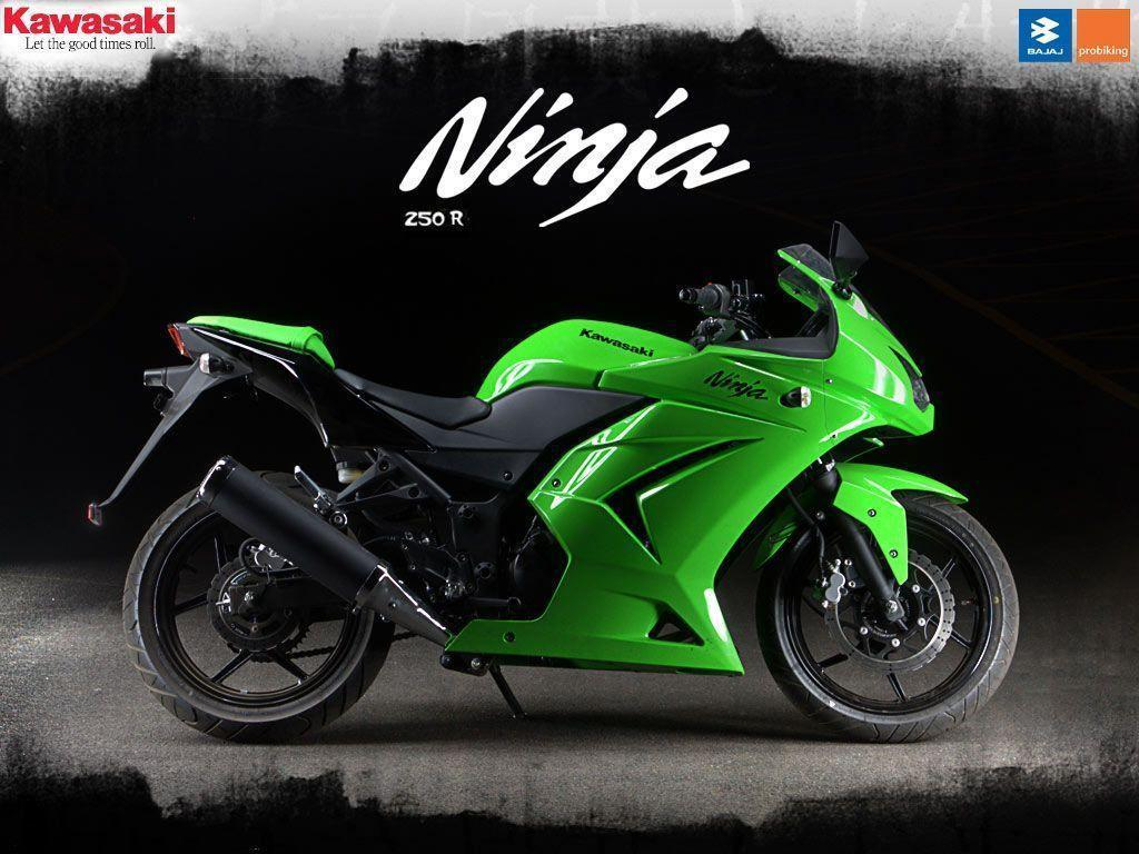 Gadgets Info Available Wallpaper Kawasaki Ninja 250r