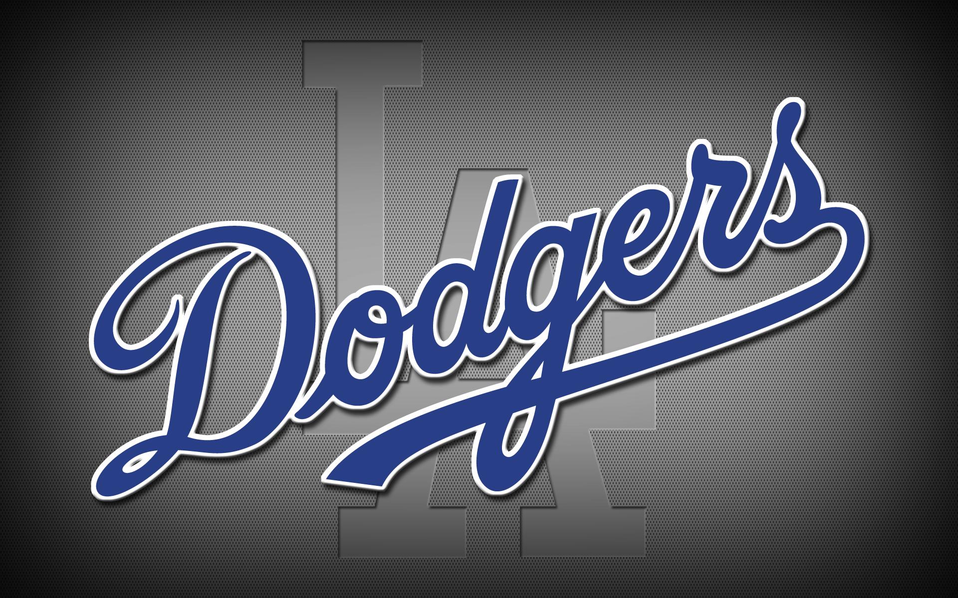 Los Angeles Dodgers Logo - Interlocking LA in blue (SportsLogos ...