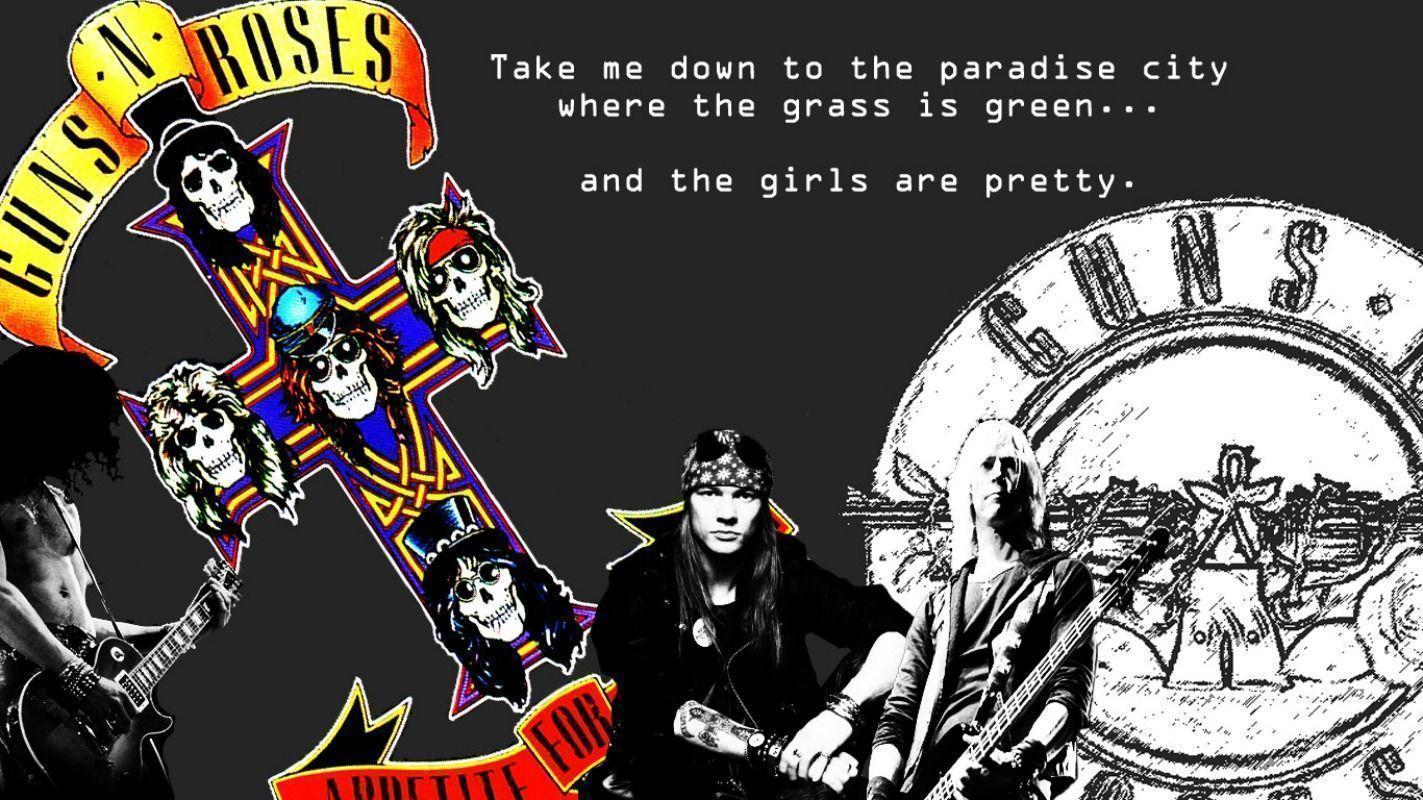 Guns N Roses Wallpaper For Ipad