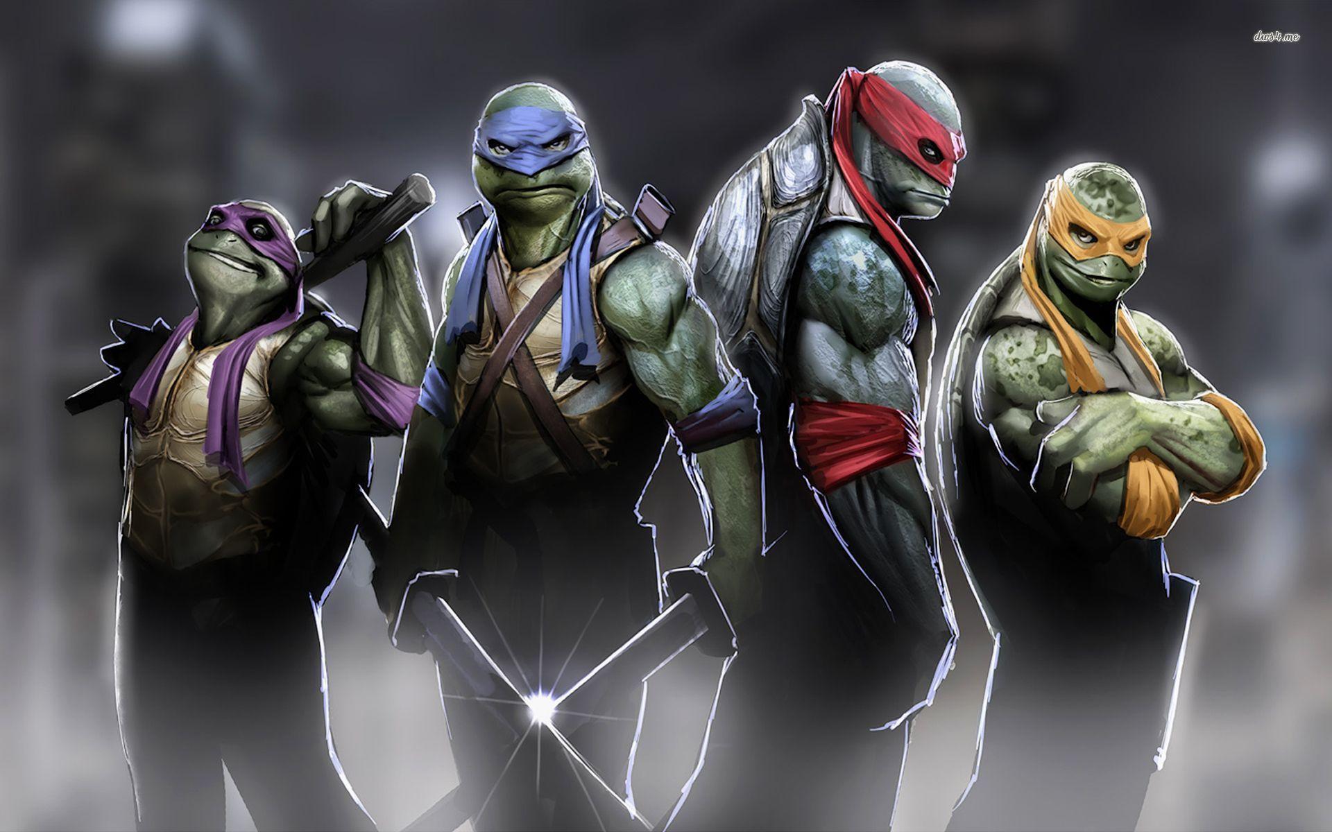 amazing ninja turtles wallpapers - photo #1