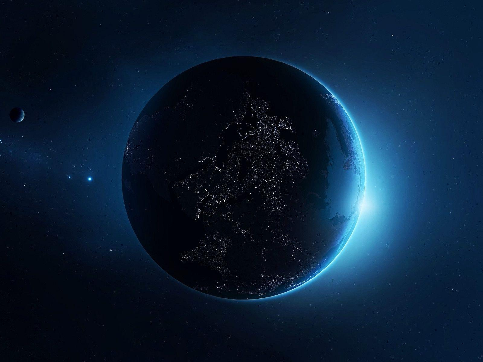 cool hd wallpapers nine planets - photo #12