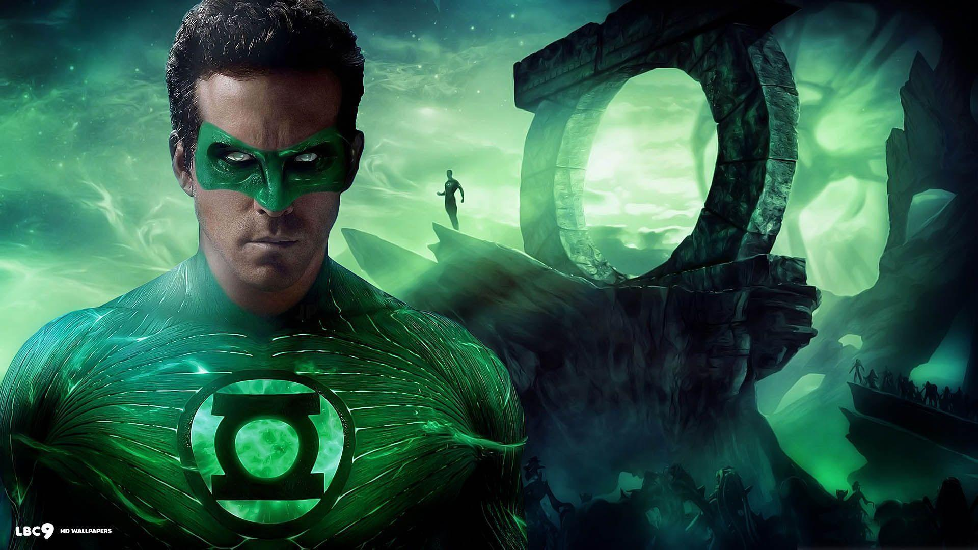 green lantern wallpapers 4/6