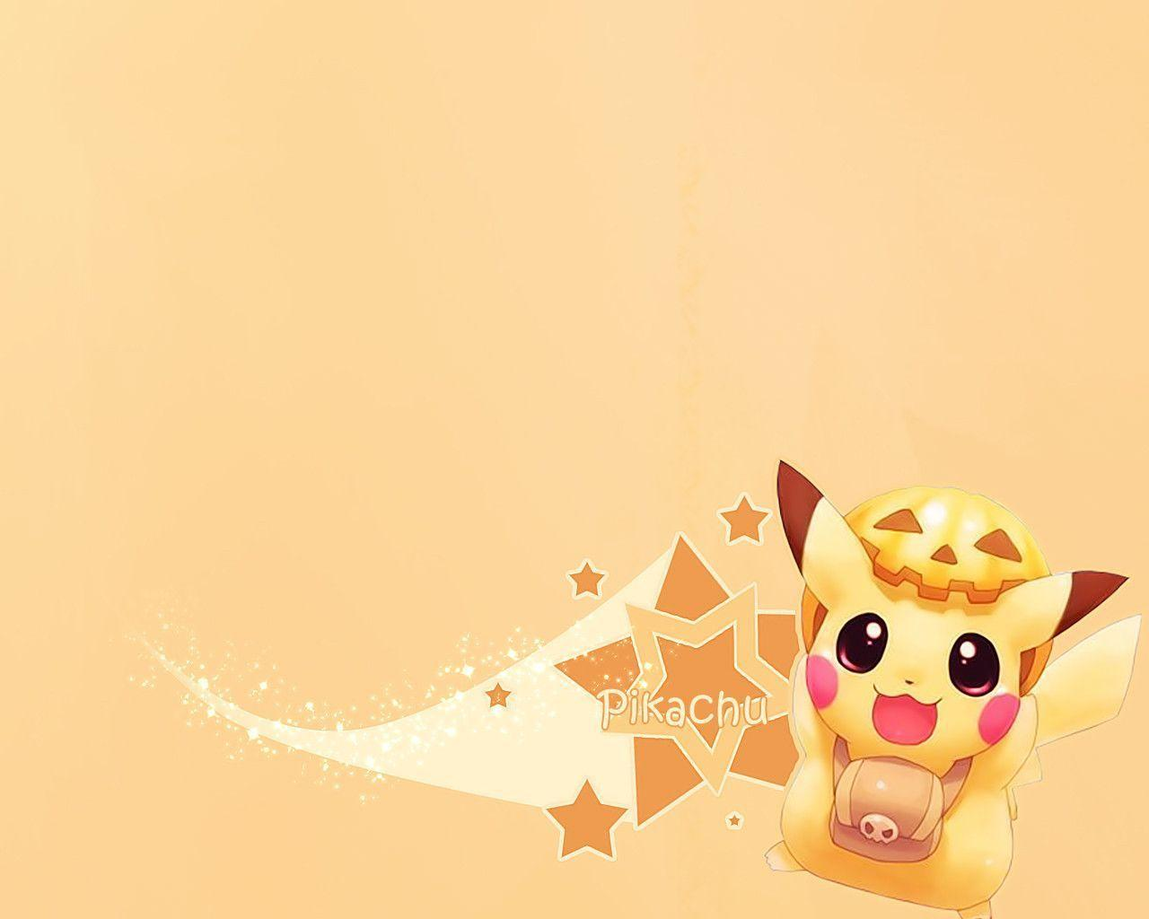 cute pikachu wallpapers pokemon absurdly specifically request thread desktop halloween index wallpapersafari wallpapercave