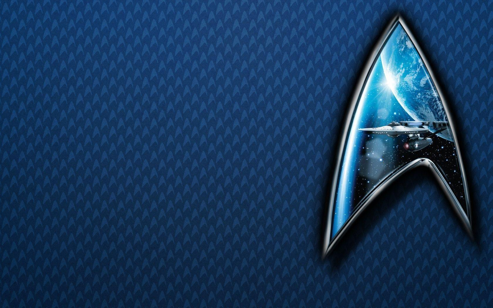 Star Trek Logo Wallpapers - Wallpaper Cave