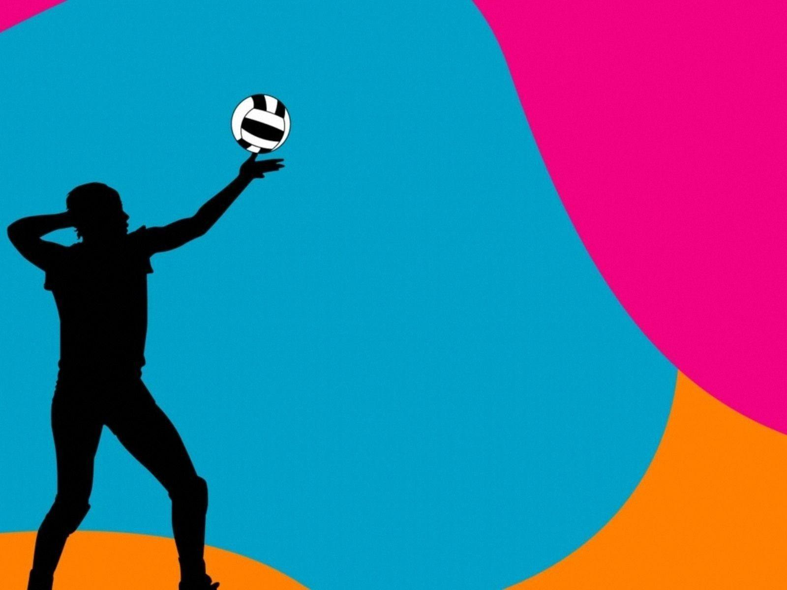 Sport Wallpaper Volleyball: Volleyball Backgrounds