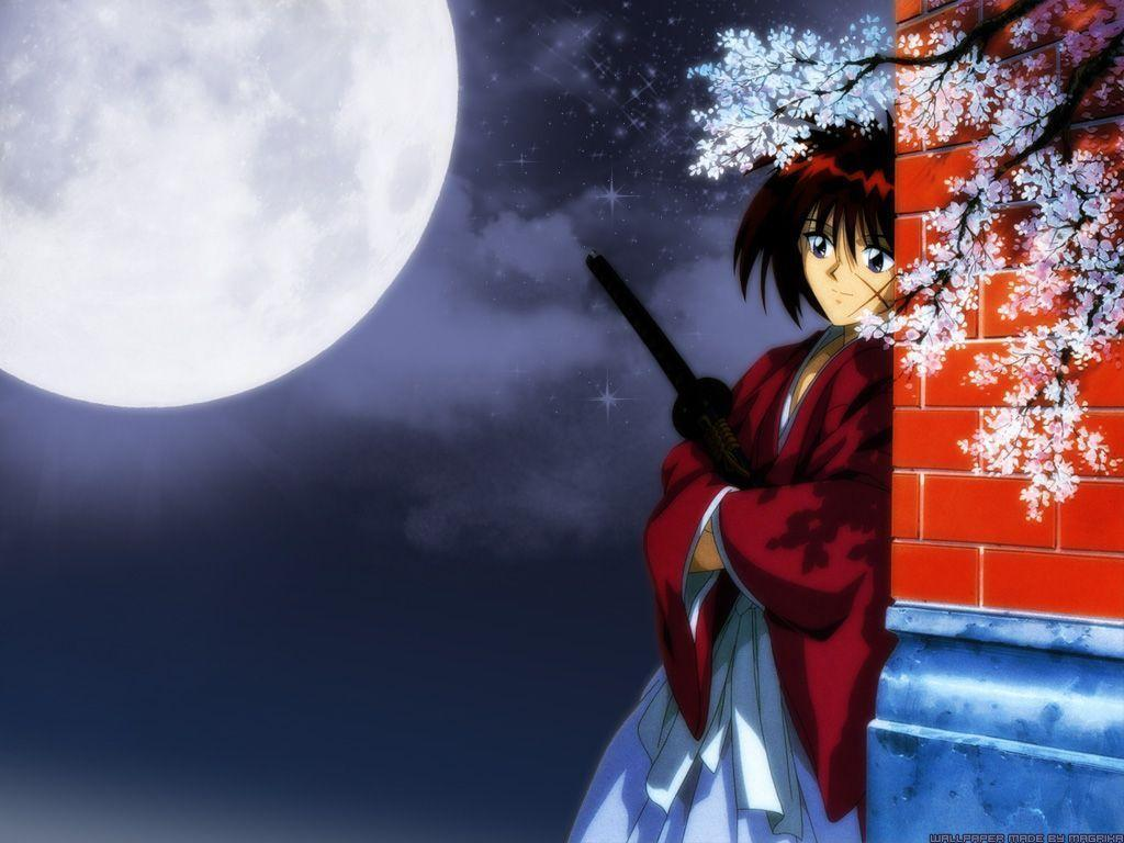 rurouni kenshin wallpaper - photo #14