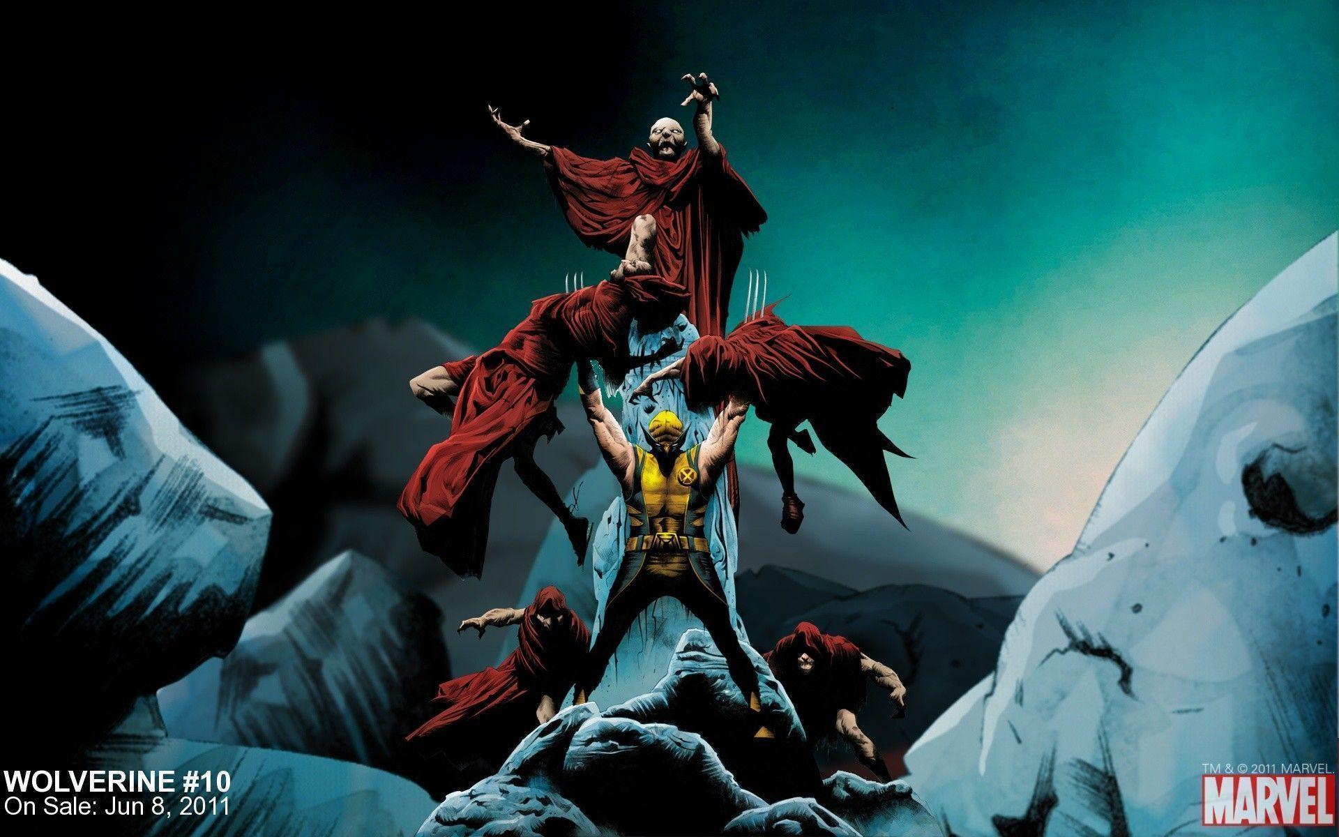 DC Vs Marvel Wallpapers