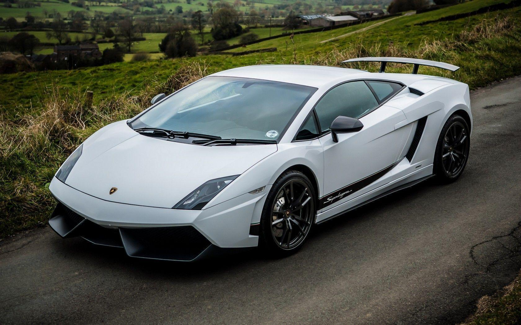 White Lamborghini Gallardo Wallpapers - Wallpaper Cave
