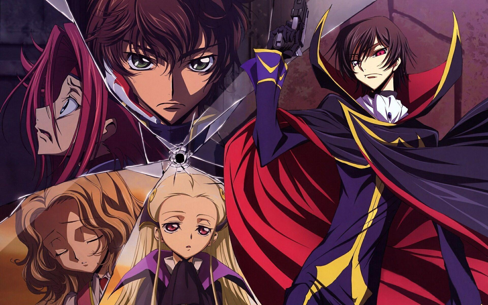 Code Geass Wallpapers #