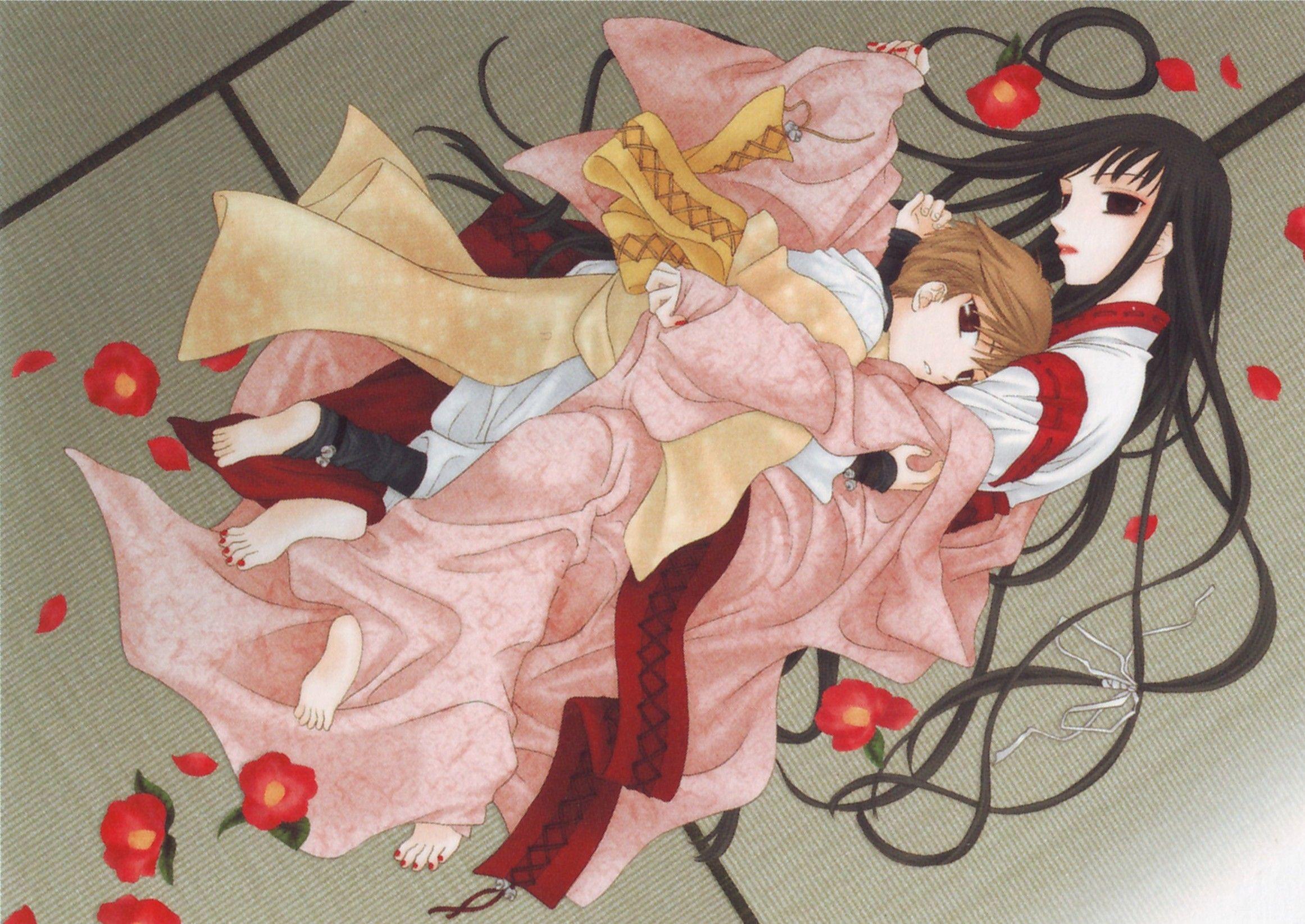 ผลการค้นหารูปภาพสำหรับ natsuki takaya fruits basket